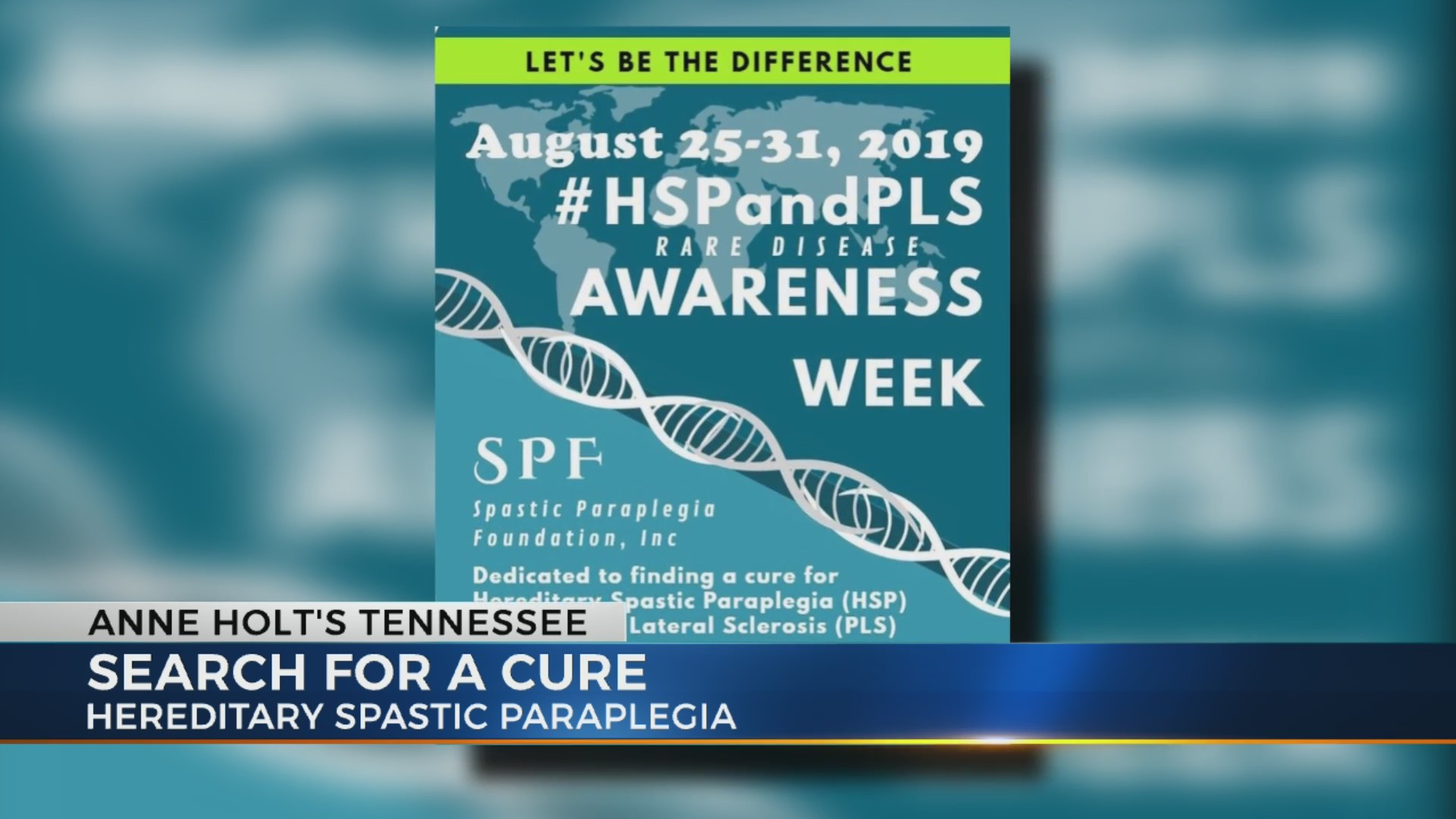 Middle Tenn  man living with rare genetic disease wants to
