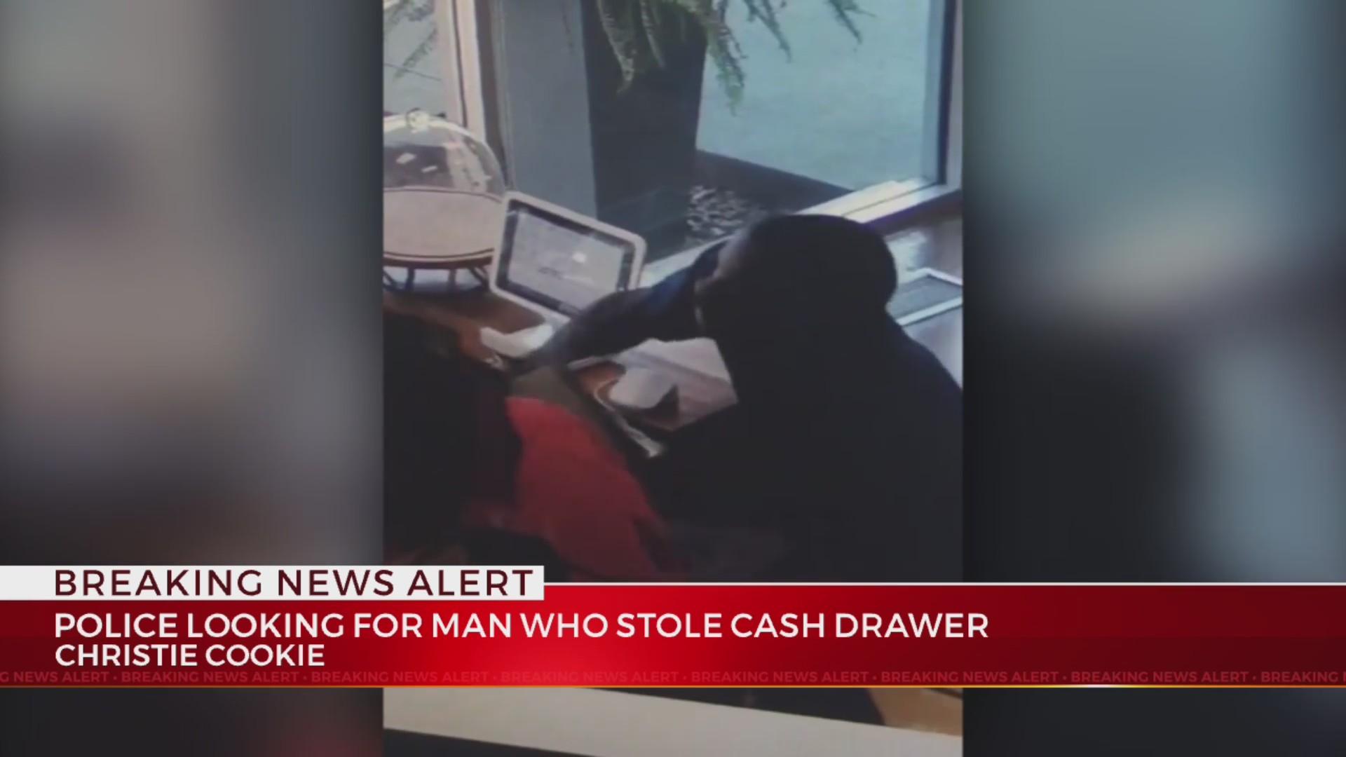 Christie Cookie Thief