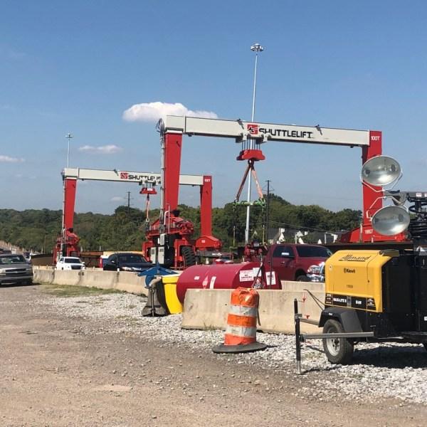 I-440/I-65 closure this weekend