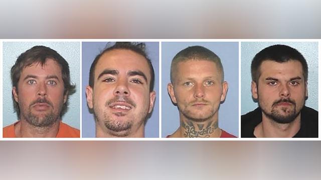 Ohio escapees