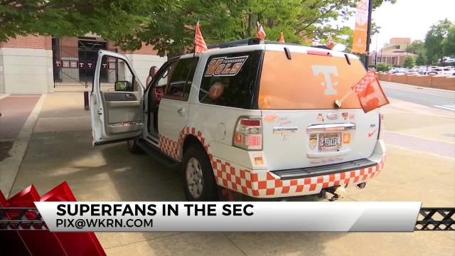 "Southeastern Stream Live Super Fan: Roy Hughes and the ""Volmobile"""