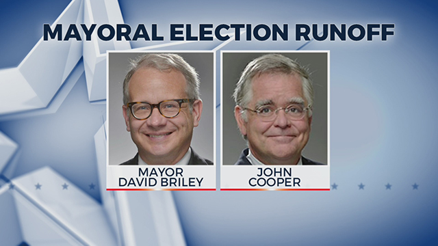 Mayoral Election runoff