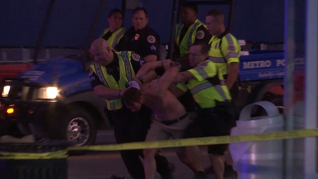 Scooter arrest Andrew Doss
