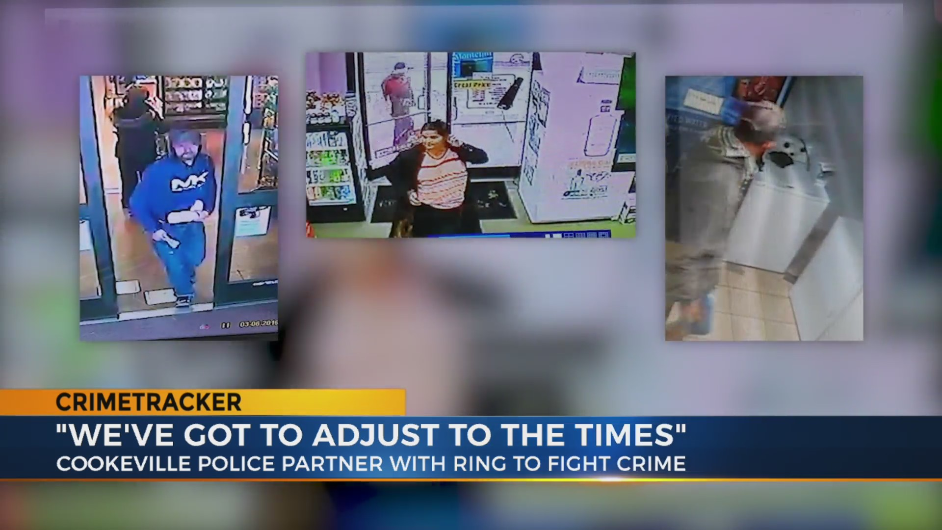 Cookeville police use Ring cameras/app to fight crime | WKRN