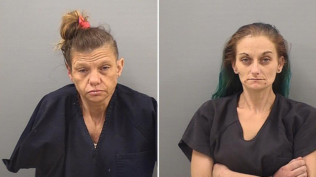 Sharon Self and Michelle Matas