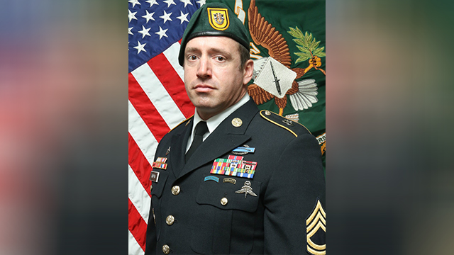 Green Beret from Tennessee killed in action in Afghanistan