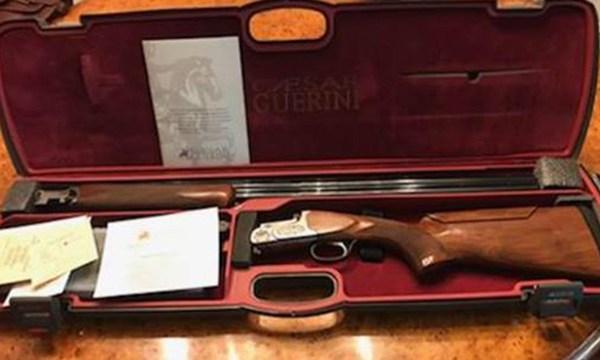 Murphy family stolen guns