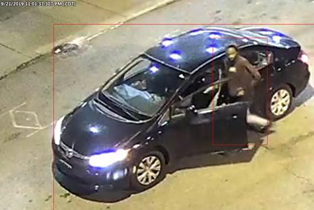 Polk Avenue armed robbery