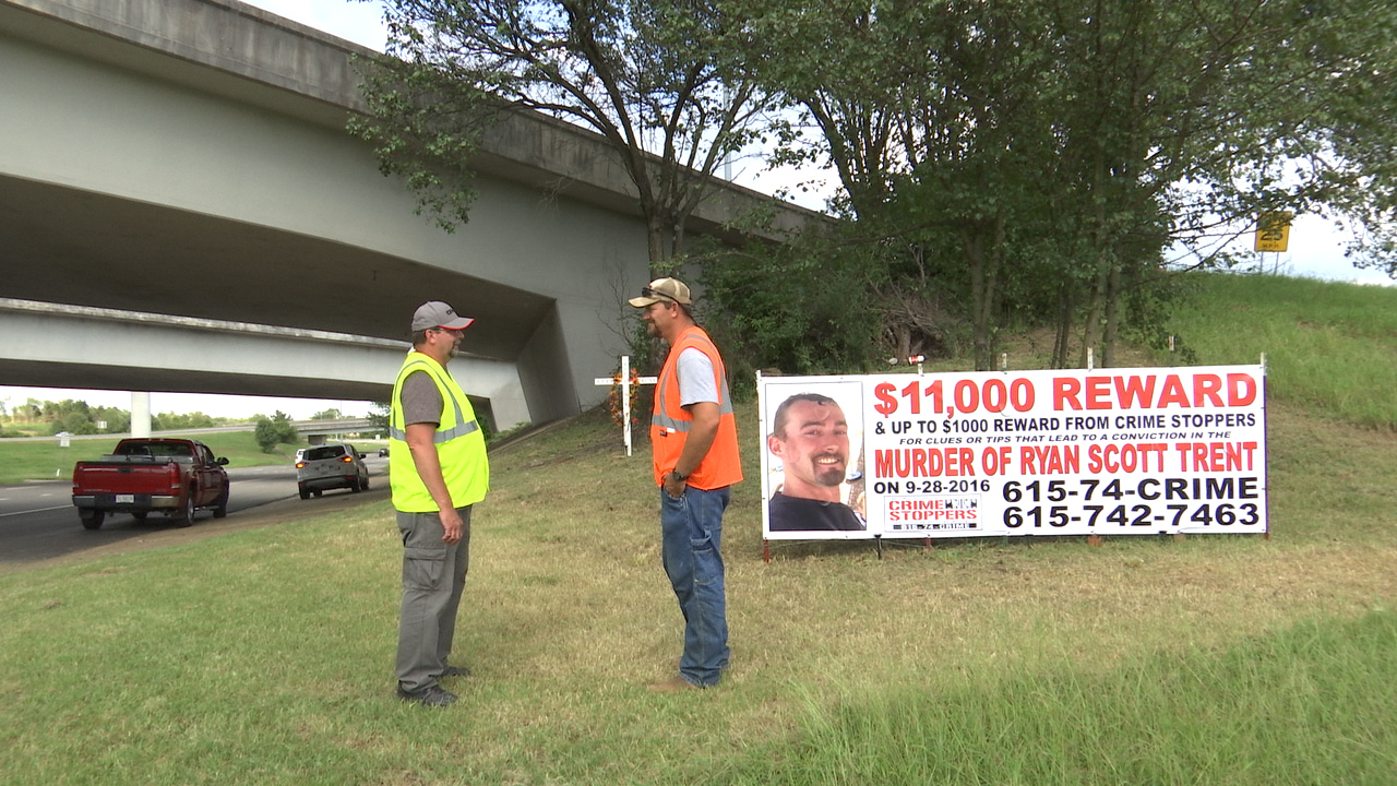 Father pleads for answers three years after son shot and