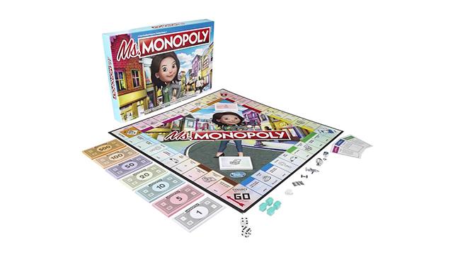 Ms. Monopoly