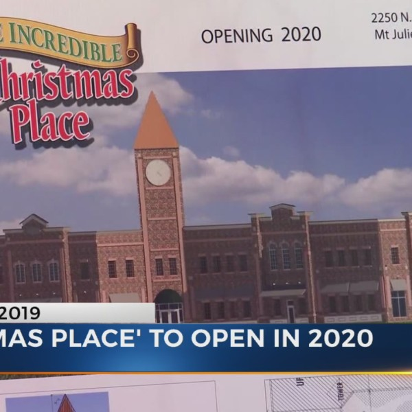 The Incredible Christmas Place expands to Mt. Juliet