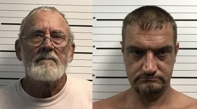 Earl Triplett & Rodney Rhodes
