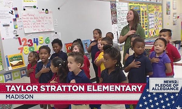 Taylor Stratton pledge Oct. 16