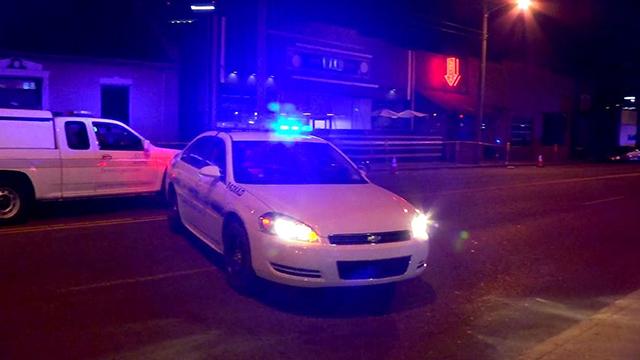 Church Street gunfire