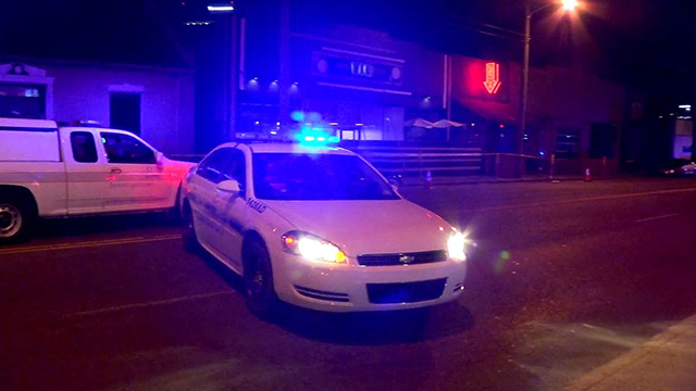 Police: 2 injured, buildings, vehicles struck after shootout on Church Street