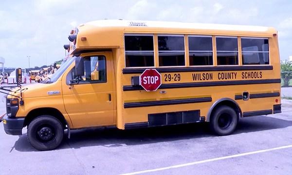 Wilson County School bus generic