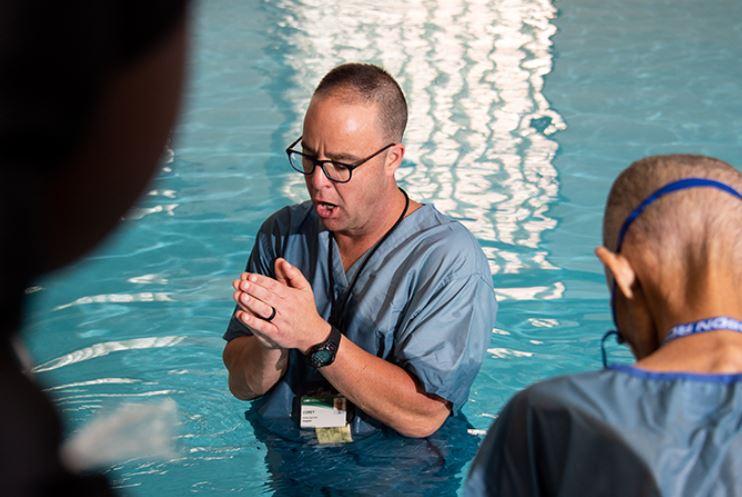 University of Alabama Birmingham baptism