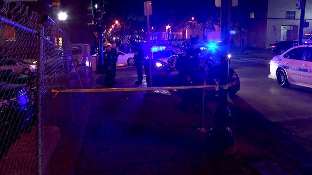 Canvas Church Street shootout