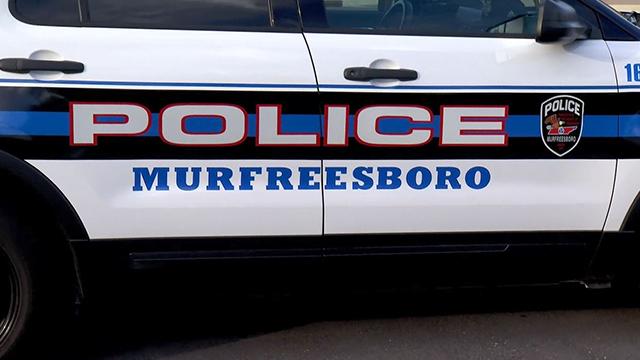 Murfreesboro police generic