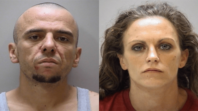 Mohammad Aldabet and Julie Davenport,