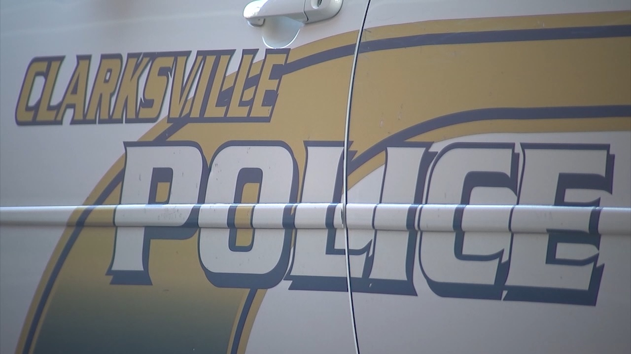 Clarksville police generic