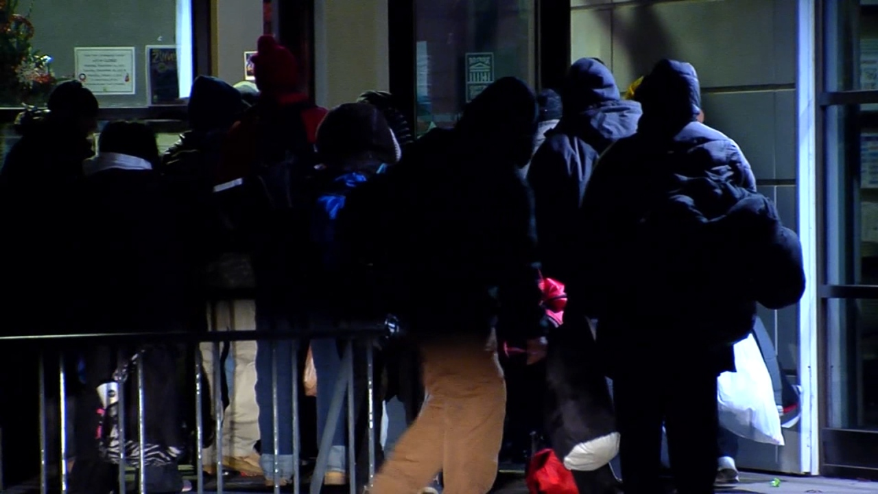 Metro to open cold shelters as temperatures drop Thursday night