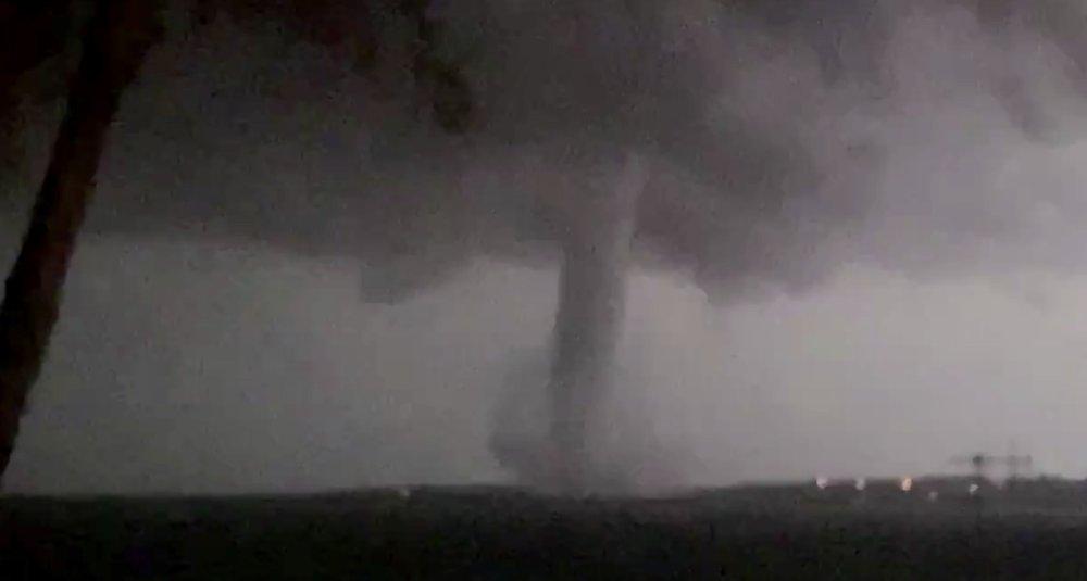 Tornado dallas