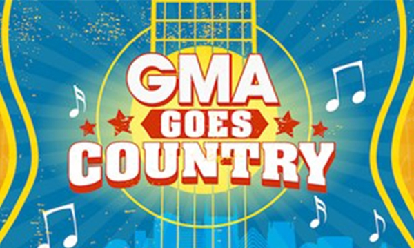 GMA goes Country