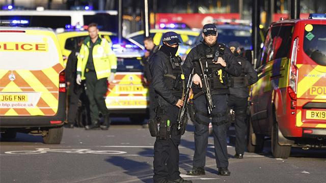 London Bridge stabbing