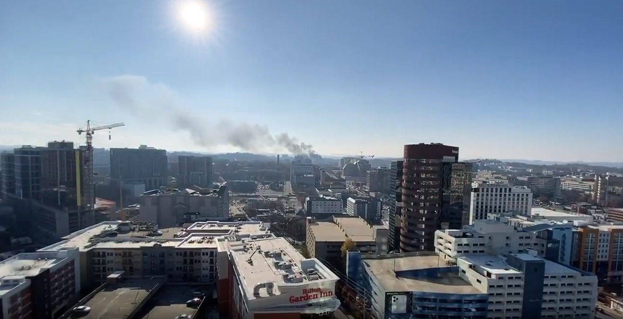 West End fire