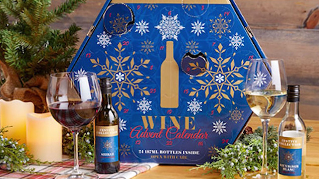 Aldi advent calendar