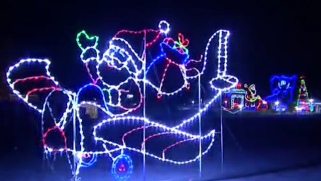 Franktown Festival of Lights returns to Franklin for 2nd year | WKRN News 2