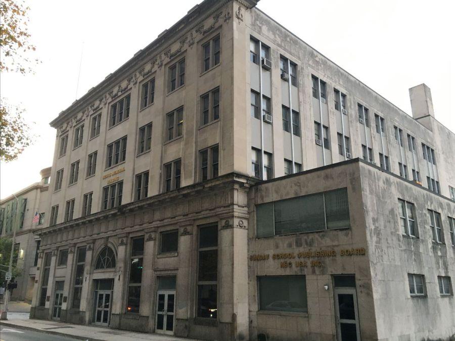 Morris Memorial Building – 330 Charlotte Avenue