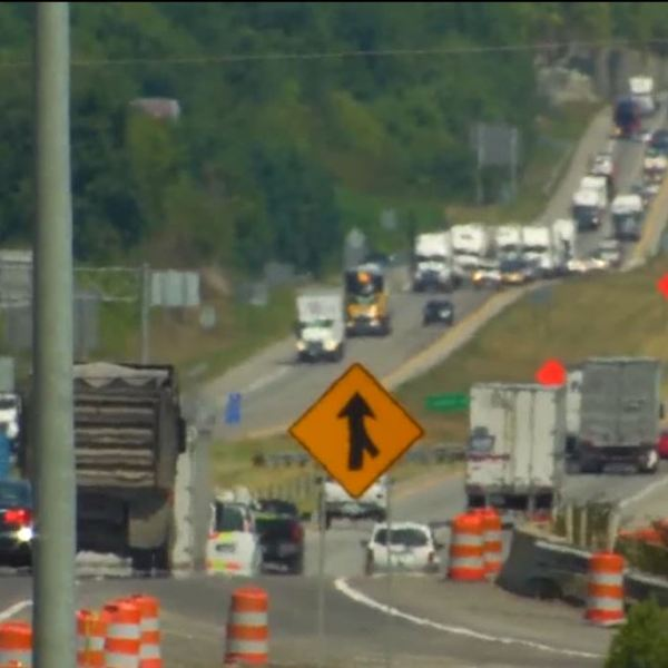 Thanksgiving travel and construction zones