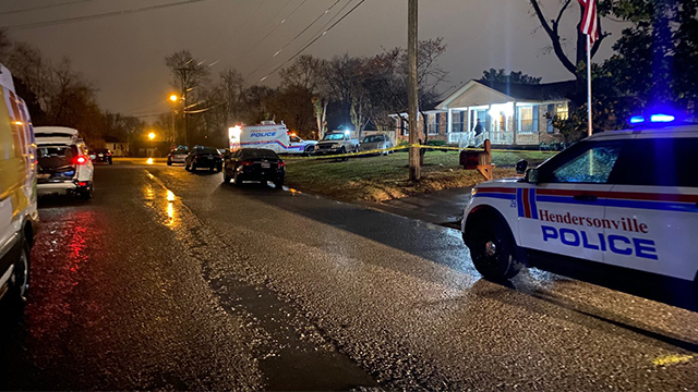 Hendersonville Colonial Drive shooting