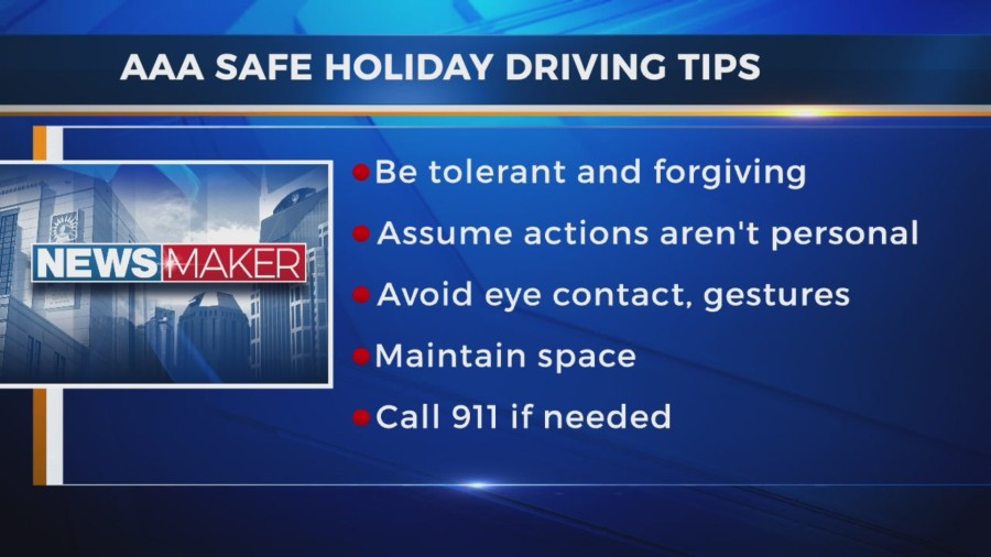 AAA Safety tips
