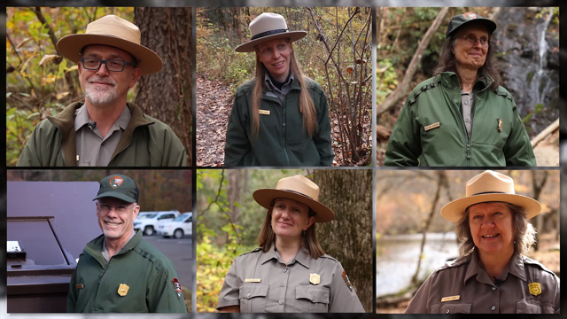 Meet the park rangers of the Great Smoky Mountains