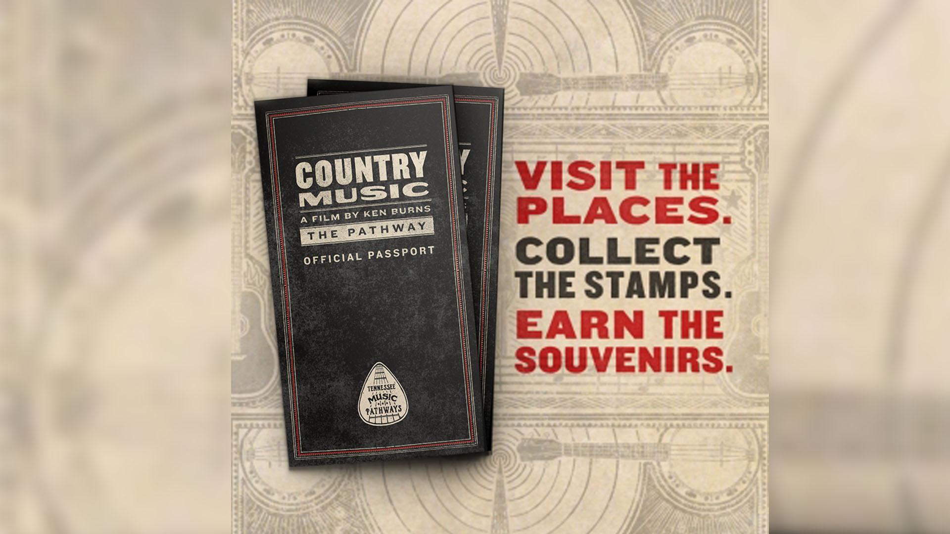 Country Music Passport