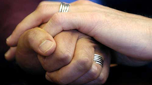 love marriage holding hands generic