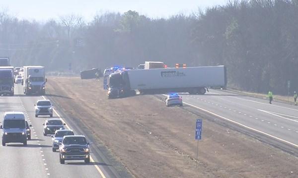 Joe B Jackson I-24 crash