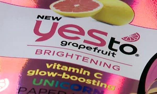 Yes to Grapefruit mask