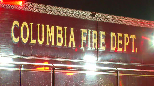Columbia Fire Department generic