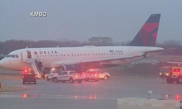 Kansas City flight