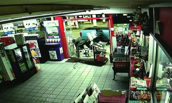 Madison slushie machine stolen