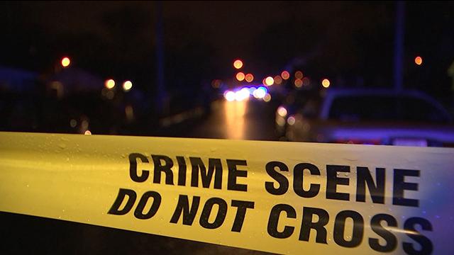 crime scene metro police generic