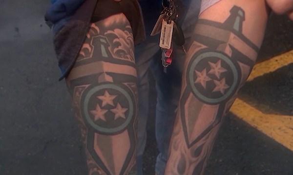 Titans tattoo