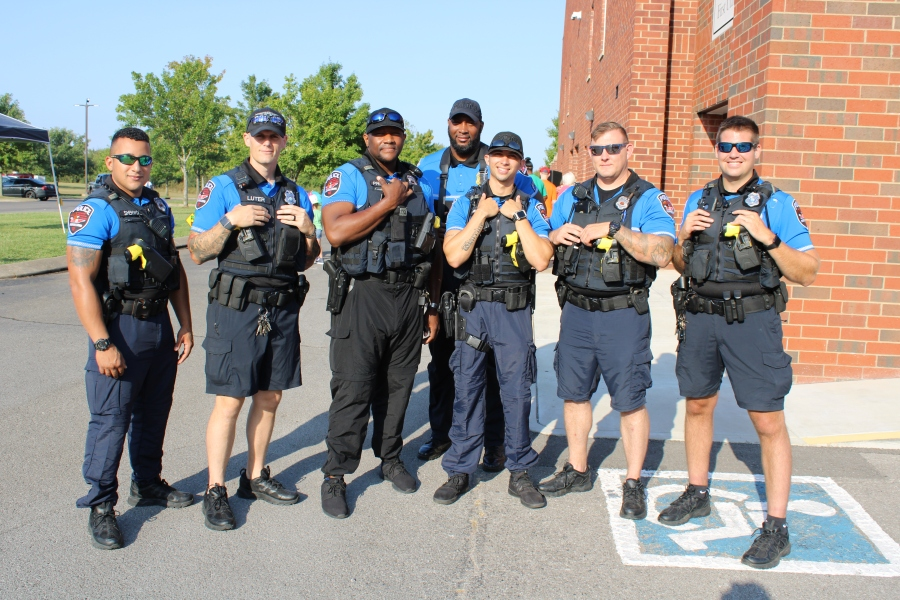 Murfreesboro Police Department