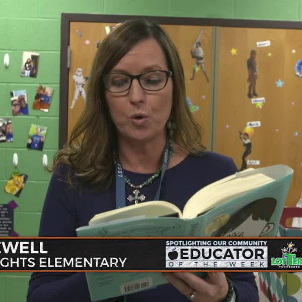 Missy Sewell – Castle Heights Elementary