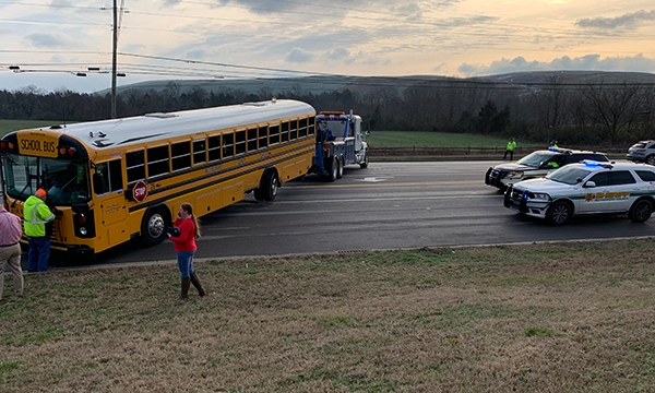 Rutherford County school bus crash 011629
