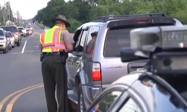 Behind the Badge: Traffic Stops
